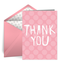 Retro Polka Dots card image