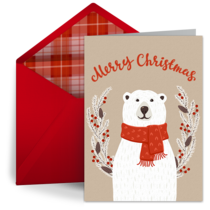 Polar Bear card image