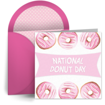 Donut Day Banner card image