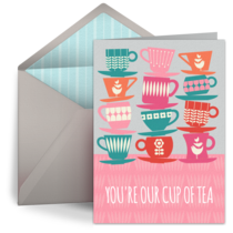 Cup of Tea card image