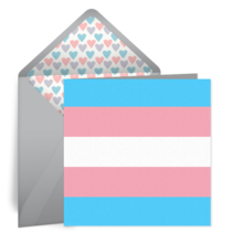 Transgender Day of Visibility | March 31 card image