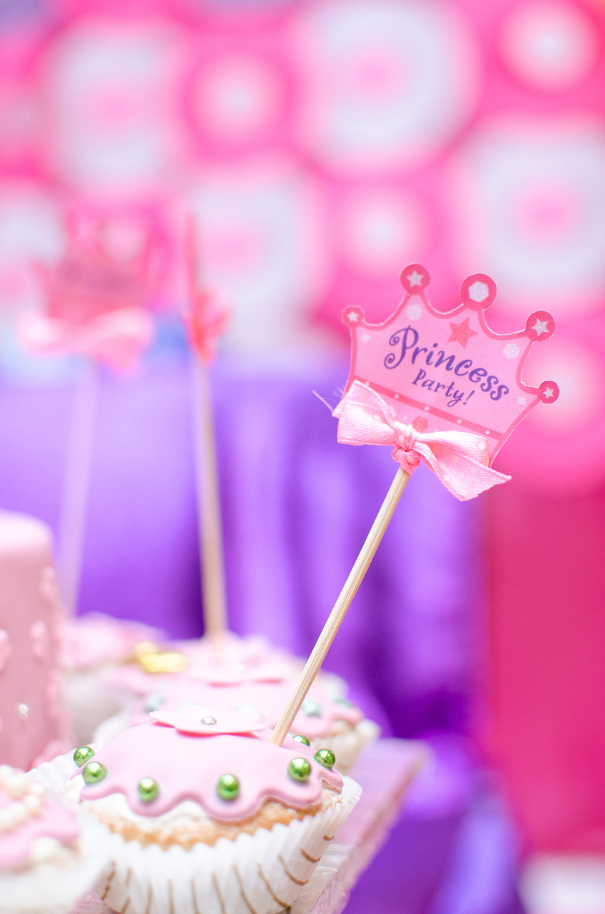 How to Plan a Princess Party