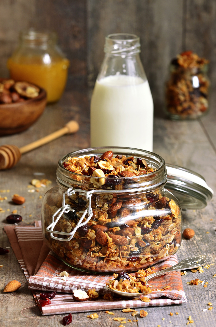 Granola: A Perfect Fall Treat