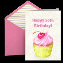 Free Milestone Birthday ECards Happy Cards
