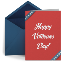 Free ecards for veterans day veterans day cards greeting cards star banner m4hsunfo