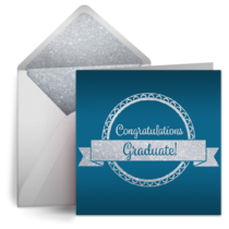 Formal Graduation card image