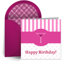 Happy Birthday card image
