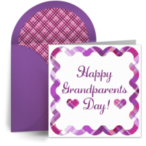Grandparents Day card image