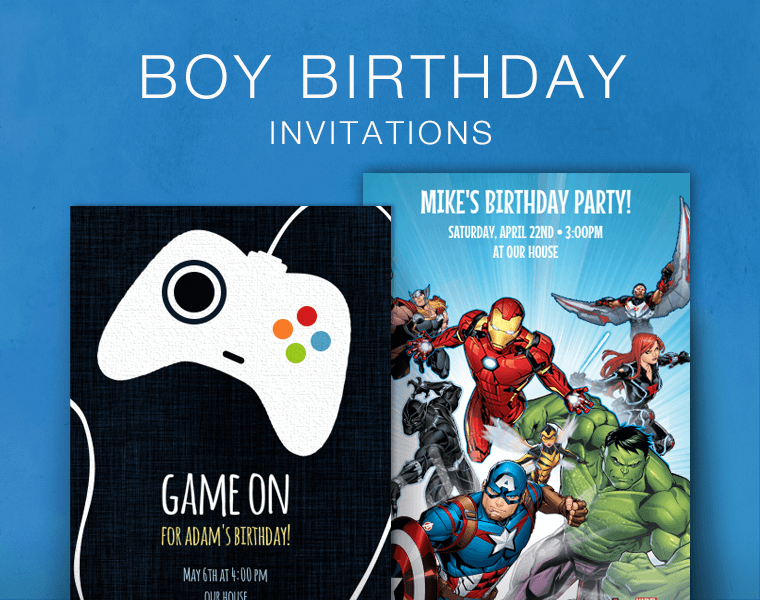 Free Birthday Invitations Online Invites
