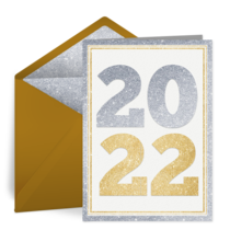 2020 Silver & Gold card image