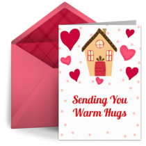 Sending Love card image