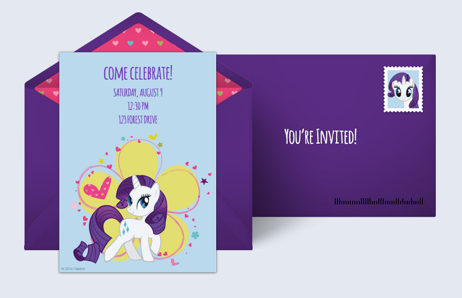 Plan a Rarity Party!