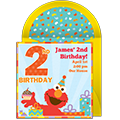Elmo 2nd Birthday